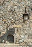 Abtei von Ripoll (Catalunya, Spanien) Stockbild