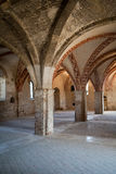 Abtei von San Galgano Stockfotografie