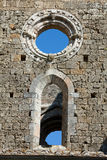 Abtei von San Galgano Lizenzfreies Stockbild