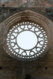 Abtei von San Galgano Stockfoto