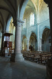 Abtei von San Martino al Cimino. Lazio. Italien. Lizenzfreie Stockbilder