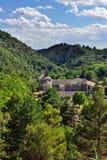 Abtei von Senanque Stockfoto