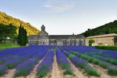 Abtei von Senanque, Frankreich Stockbild