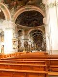 Abtei von St.-Abschürfung Stockbilder