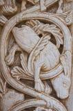 Abtei von St.-LEONARDO. Manfredonia. Puglia. Italien. Lizenzfreie Stockbilder