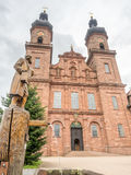Abtei von St Peter des schwarzen Waldes Stockbilder