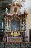 Abtei von St Peter im Schwarzwald Lizenzfreies Stockfoto