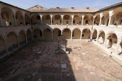 Abtei von Str. Francis Lizenzfreies Stockbild