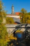 Abtei Zwettl no.1 Lizenzfreie Stockbilder