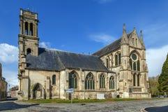 Abteiheiliges Leger, Soissons, Frankreich Stockfoto