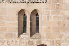 Abteikirche Stockfotografie