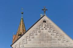 Abteikirche Stockfoto