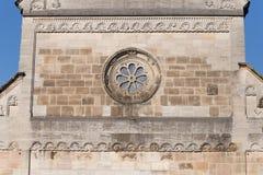 Abteikirche Stockbild
