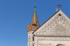 Abteikirche Lizenzfreie Stockbilder