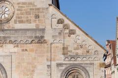 Abteikirche Stockfotos