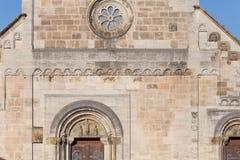 Abteikirche Stockbilder