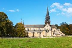 Abteikirche Lizenzfreies Stockfoto
