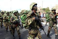 Abteilung der Armee von Kap-Verde Stockbilder
