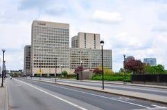 Abteilung der Nationalverteidigung in Ottawa, Kanada Lizenzfreies Stockfoto