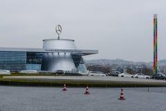 Abteilung von Mercedes-Benz Group Lizenzfreies Stockfoto