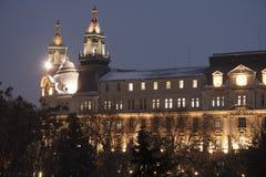 Abteilungslandwirtschaft in Sofia Stockbild