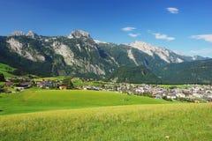 Abtenau, Österreich Lizenzfreies Stockfoto