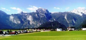 Abtenau Stockbild