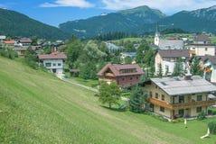 Abtenau, SalzburgerLand, Österreich Lizenzfreie Stockfotografie