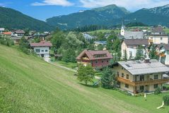 Abtenau,SalzburgerLand,Austria Royalty Free Stock Photography