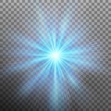 Abtract blue energy with a burst background. EPS 10 vector. Abtract blue energy with a burst background. And also includes EPS 10 vector Royalty Free Stock Images
