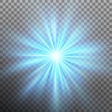 Abtract blue energy with a burst background. EPS 10 vector. Abtract blue energy with a burst background. And also includes EPS 10 vector Stock Images