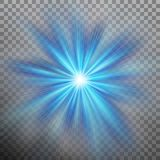 Abtract blue energy with a burst background. EPS 10 vector. Abtract blue energy with a burst background. And also includes EPS 10 vector Stock Photos