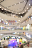 Abtract blur shopping mall. Shopping mall,abtract bokeh blur background Stock Image