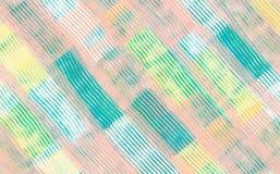 Abtract bunte digitale Kunst der Orang-Utans, Gelber und weißer Farbe Rosas, Lizenzfreies Stockfoto