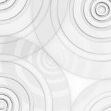 Abtract cirklar bakgrund Royaltyfri Bild