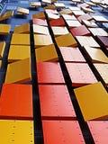 Abtract-Farbe Stockfotos