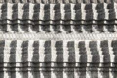 abtract Linie Mustermaurerarbeit Stockbilder