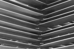 Abtract-Metallecke Lizenzfreies Stockbild