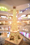 Abtract-Unschärfeeinkaufszentrum Stockfoto