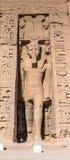 abu埃及simbel 库存照片