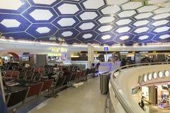 abu机场dhabi国际 库存图片