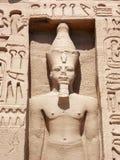 abu Αίγυπτος simbel Στοκ Φωτογραφίες