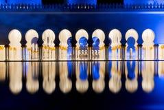 2 abu Al阿拉伯人象比团结的一千阿拉伯联合酋长国框能国家(地区) dhabi eid酋长管辖区四十会集全部hh被启动的关键最大延迟的星期五更多清真寺nahyan编号人位置祷告s总统回教族长苏丹是zayed的崇拜 库存图片