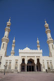 abu Al bahya dhabi清真寺阿拉伯联合酋长国 库存照片