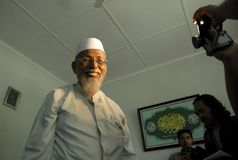 ABU BAKAR BASHIR Stock Photo