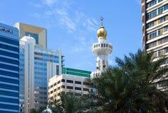 Abu Dahbi Lizenzfreies Stockfoto