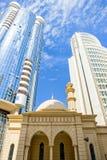 Abu Dahbi Stockbild