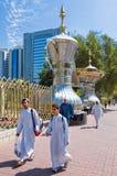 Abu Dahbi Lizenzfreies Stockbild