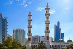 Abu Dahbi Stockfotografie