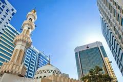 Abu Dahbi Lizenzfreie Stockfotografie
